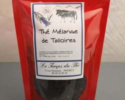 Thé noir mélange de Talloires