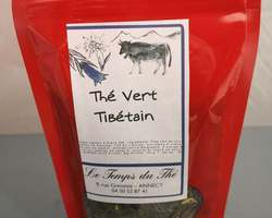 Thé vert tibétain