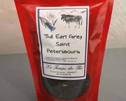 Thé noir Earl Grey Saint-Petersbourg