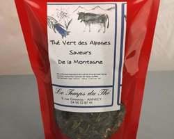Thé vert des alpages Saveurs de la Montagne